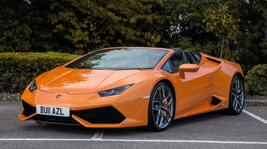 lamborghini supercar hire