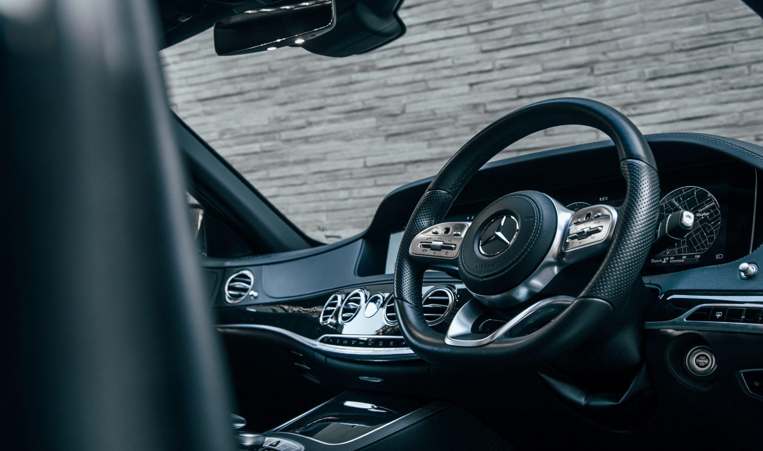 Mercedes S Class Hire | Mercedes Chauffeur Hire | AZ Luxe