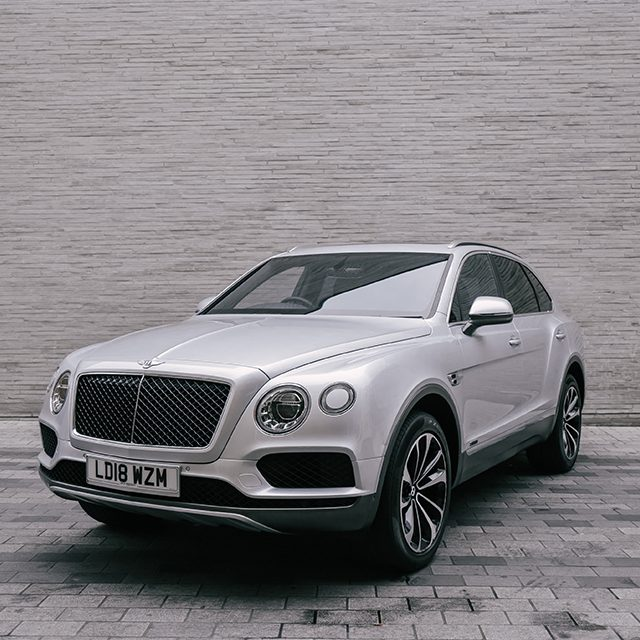 Bentley Bentayga: Bentley Supercar Hire
