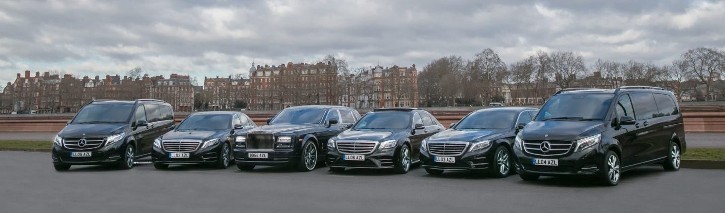 luxury airport chauffeurs