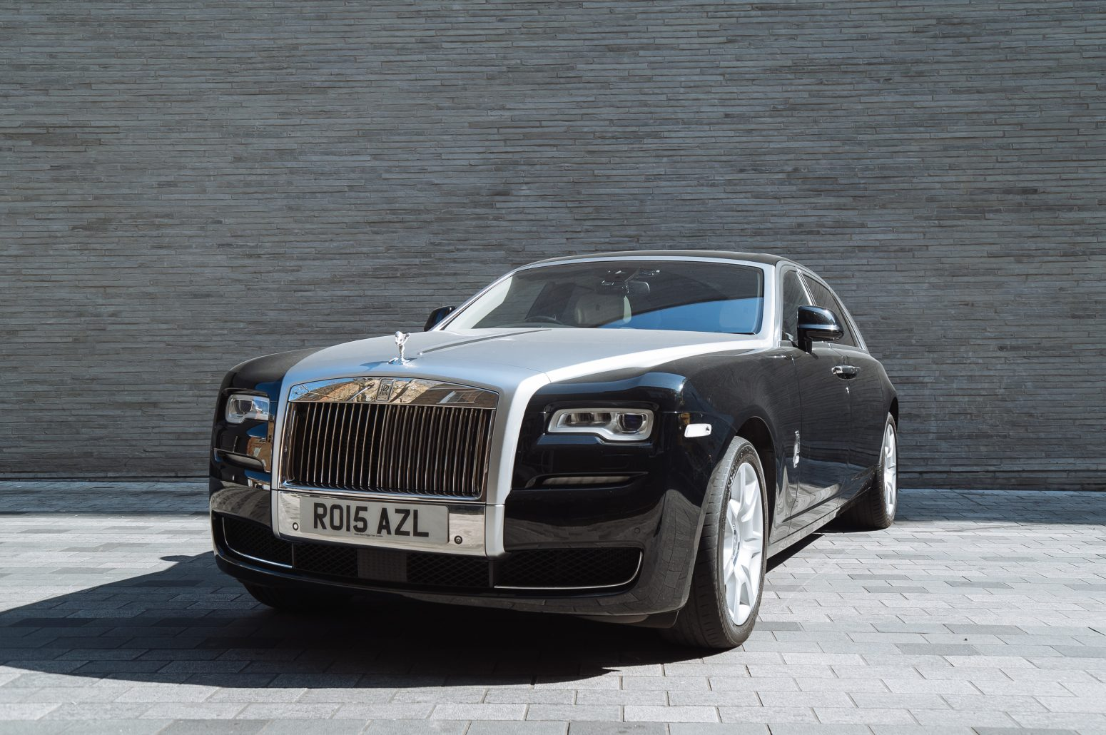 Rolls Royce Ghost London City Airport Chauffeur Transfer