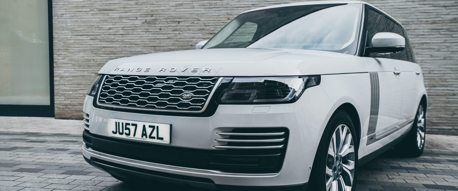 range rover autobiography white