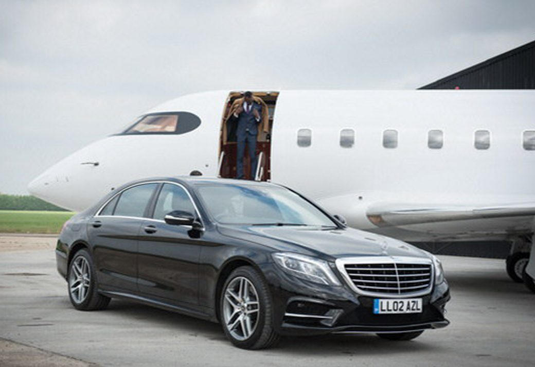 london airport chauffeur