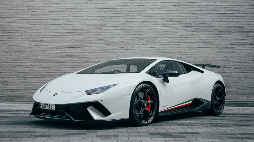 lamborghini performance supercar hire