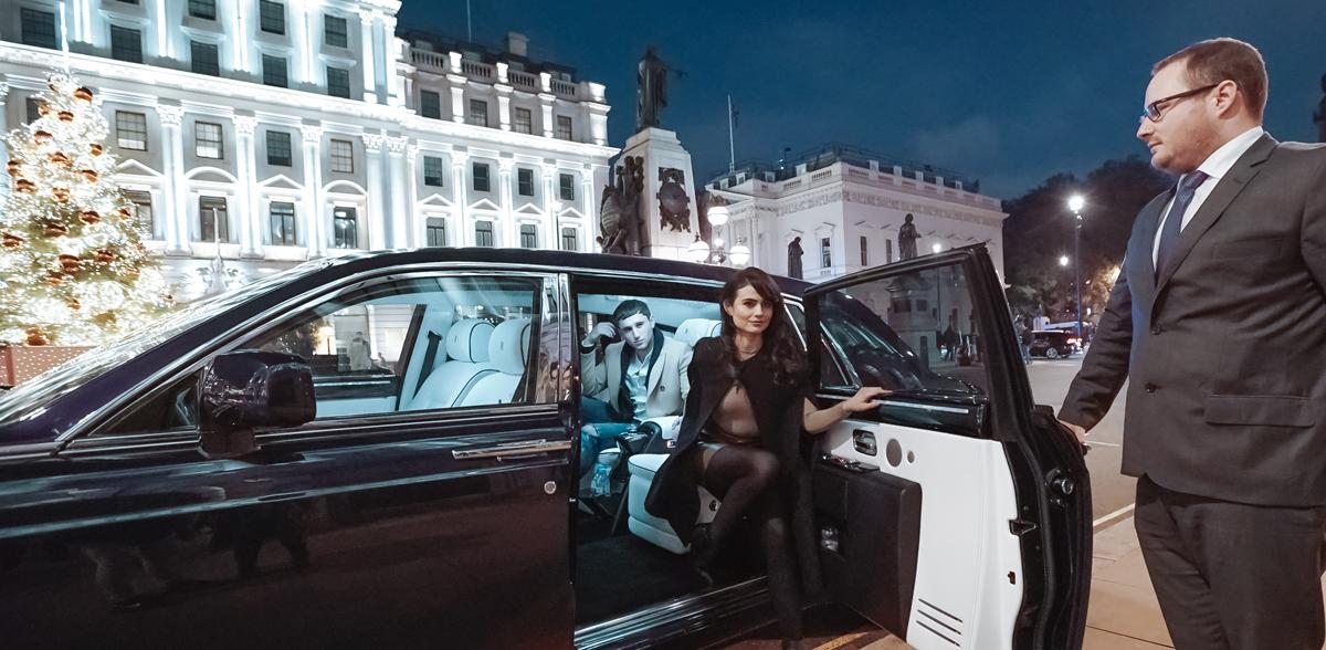 Luxury Chauffeur Service in London